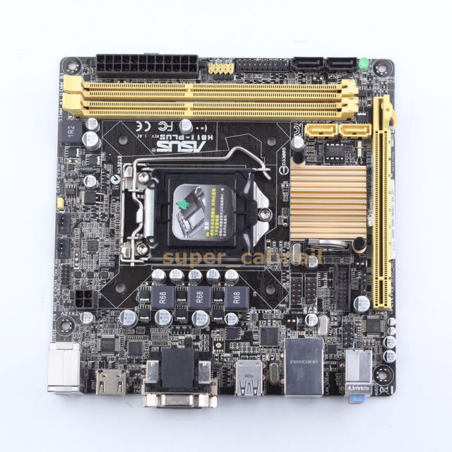 DOWNLOAD DRIVERS: ASUS H81I-PLUS INTEL CHIPSET