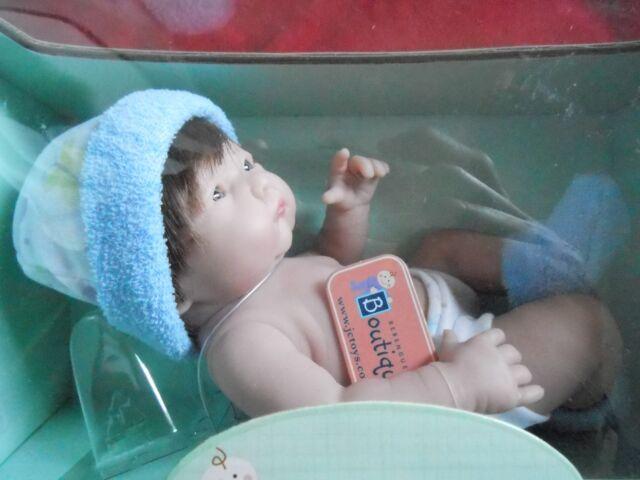"Baby Doll Berenguer 9"" Mini LaNewborn Soft Vinyl - Made in Spain - New"