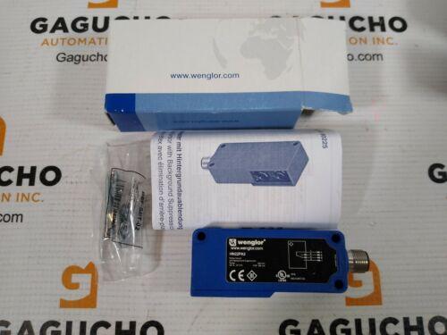 NEW HN22PA3 Wenglor reflex sensor 10-30VDC 200mA SN=200mm NIB