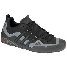 44863a6a1 adidas Terrex Swift Solo D67031 Black Men Shoes Original Outdoor ...