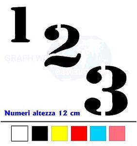 Numeri-Adesivi-auto-moto-racing-stickers-numero-adesivo