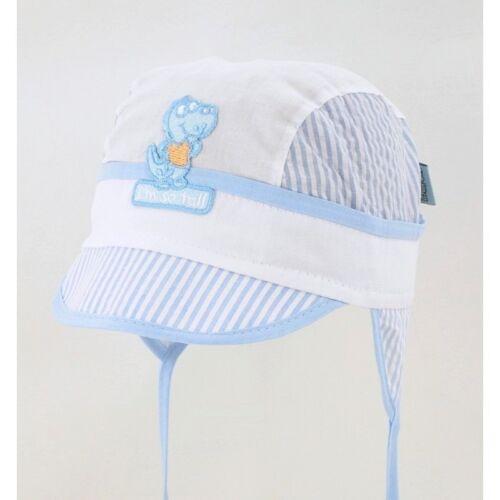 100/% Cotton spring summer boys HAT 3-24 months 2-3 Years TIE UP KIDS cap HATS