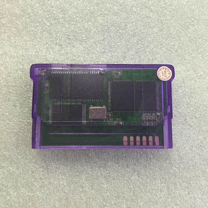 Support TF Card For GameBoy Advance Game Cartridge FOR GBA/GBM/IDS/NDS/NDSLB Ho