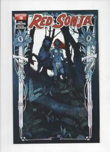 RED-SONJA-18-NM-She-Devil-Sword-J-Frison-2013-2015-more-RS-in-store