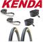 2-PAK-KENDA-K35-Classic-Gumwall-Kit-27-034-x-1-1-4-034-Bike-Tires-Tubes-amp-Strips