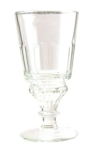 French Pontarlier Glassware used for Absinth Authentic Absinthe Glass 10 oz