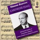 The Simon Barere Carnegie Hall Recordings, Vol. 4: 1949 (CD, Jan-2003, APR (Appian))