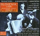 Slovenia, USA: Slovenian Music Made in America [Box] by Various Artists (CD, Nov-2010, 3 Discs, JSP Records)