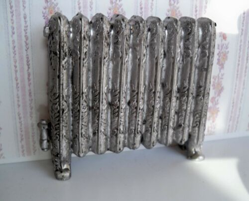 Super Miniature Radiator//Heater for dolls house 1:12