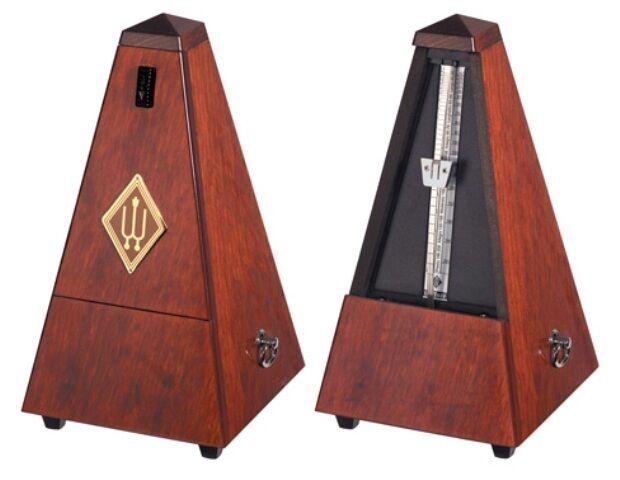 Wittner Maelzel Wood Metronome - Mahogany