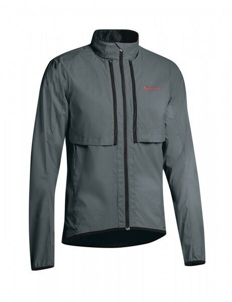 Gonso 2-in-1 active chaqueta Memel Funktions-bicicleta chaqueta chaleco grafito nuevo