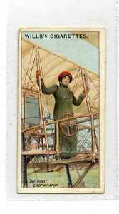 Ja4325-100-Wills-Capstan-Aviation-Black-The-First-Lady-Aviator-1910-50