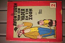 DE AVONTUREN VAN EEN VADER EN ZIJN ZOON NR 2 - MARC SLEEN (1970)