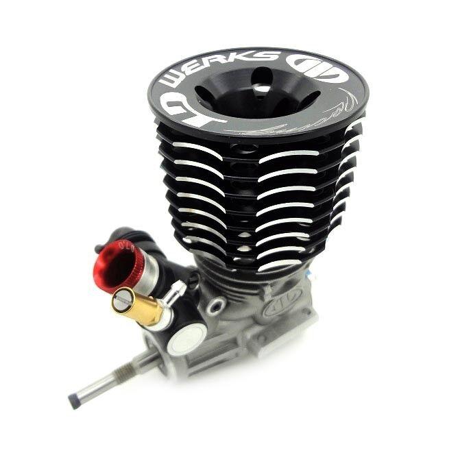 Werks GT 5 puertos .21 en carretera Motor (Enchufe Turbo) - WRXTL21GT