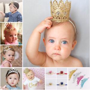 New-Fashion-Kids-Baby-Girls-Crown-Hair-Band-Headwear-Headband-Hairband-Head-Wrap