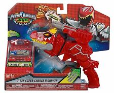 POWER RANGERS DINO CHARGE T-REX SUPER CHARGE MORPHER
