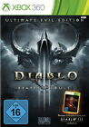 Diablo III: Reaper Of Souls -- Ultimate Evil Edition (Microsoft Xbox 360, 2014, DVD-Box)