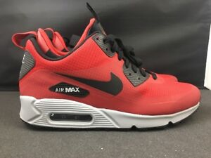 reputable site d771d c825a Image is loading Nike-Air-Max-90-Mid-Winter-Men-039-