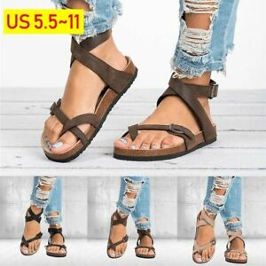 Summer-Beach-Women-Sandals-Bohemia-Gladiator-Leisure-Female-Flip-Flops-szie34-43
