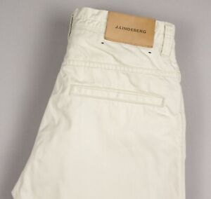 J.Lindeberg Hommes Chaze Slim Jeans Jambe Droite Taille W29 L32 BCZ937