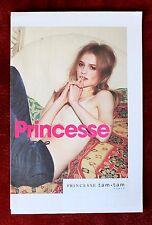 Princesse Tam Tam ~ Lingerie Leaflet/Catalog ~ Nightwear Panties Pijamas