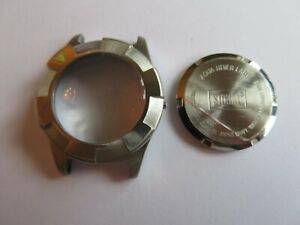 Watch Housing/Watchcase Case Complete With Glass Storm AQUA DIVER LADY