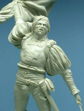 SK Miniatures Landsknecht Standard Bearer 150mm Unpainted Resin Kit