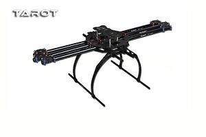 Tarot FY680 Six-axle Folding Carbon Fiber Adapter Plate Board TL68B03 F09019 RC Model Vehicle Parts & Accs