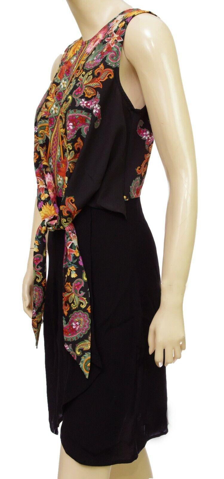 Desigual VEST VILMA 19SWVWAA robe courte femme noir coloris 2000 black