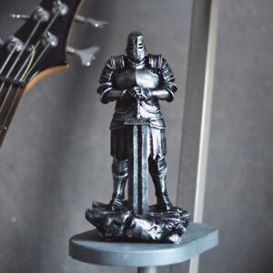Details About Dark Souls Iron Tarkus Statue Aged Silver Stylization