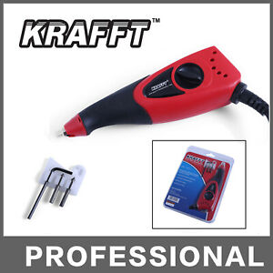 HAND-PORTABLE-ELECTRIC-ENGRAVER-ETCHING-2-TIP-BIT-ENGRAVING-TOOL-CRAFT-HOBBY