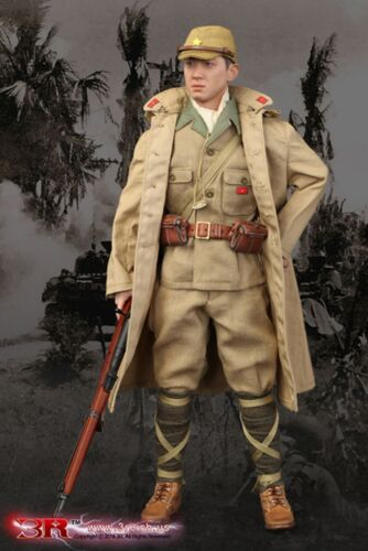 1//6 Figure 3R Imperial Japanese 32nd Army 24th Division Private Takuya Hayashi