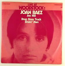 "7"" Single - Joan Baez - Joe Hill - S1294 - RAR - washed & cleaned"