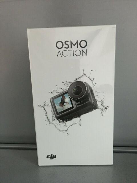DJI Osmo Action 4K Actioncam Ultra HD Camcorder HDR Sprachsteuerung NEU & OVP
