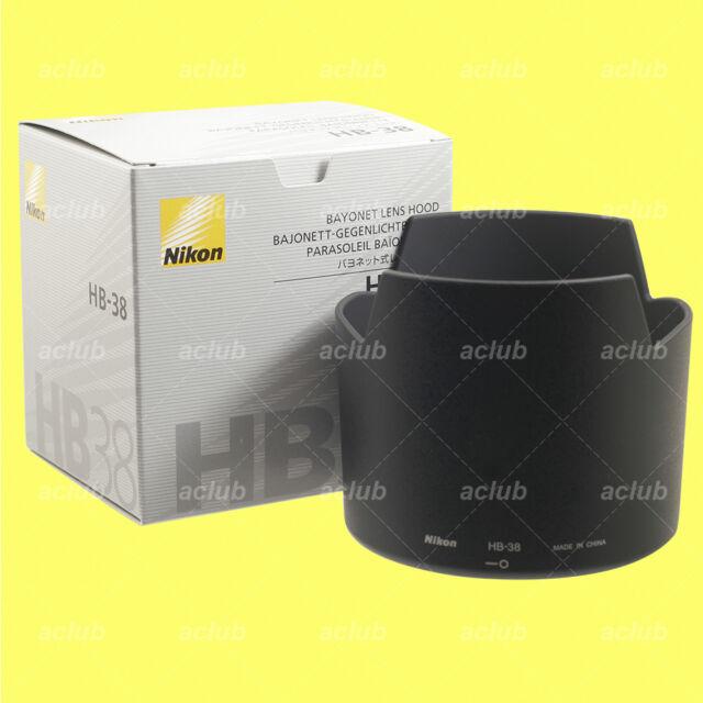 Genuine Nikon HB-38 Lens Hood for AF-S VR Micro 105mm f/2.8G IF-ED