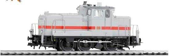 Piko 52824 Br 363 810-3 Locomotiva Diesel Ep Vi Shophändlerlok Nuovo Conf. Orig.
