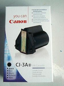 CANON-CJ-3A-Tintenpatrone-CJ3A-schwarz-Original-HP-51604A-Neu