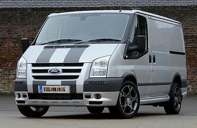 Ford Transit MK7 (06-13) Sport Pack Upgrade Body kit (SWB or MWB).Guide Primed
