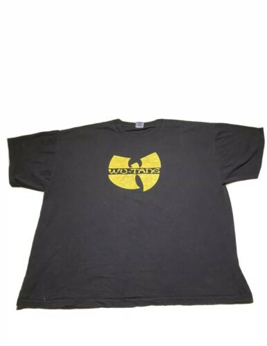 Vintage 90's Wu-Tang T-Shirt Size 3XLarge