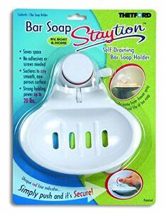 Staytion-Bar-Soap-Dish-Suction-Holder-Lavatory-W-C-Bathroom-Toilet-Kitchen