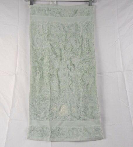 Company Store Legends Imperial Supima Hand Towel Whisper Blue NWD #713A VH64