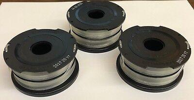 90517175 GENUINE Black /& Decker  Dual Line Trimmer Replacement Spool W// Line