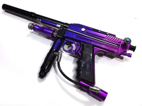 25 Ft Noir macroline Pour Paintball Marqueur Guns-Macro Air Tuyau Line Kit-Original Equipment Manufacturer environ 7.62 m