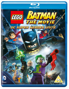 LEGO-Batman-The-Movie-DC-Super-Heroes-Unite-Blu-ray-2014-Jon-Burton-cert