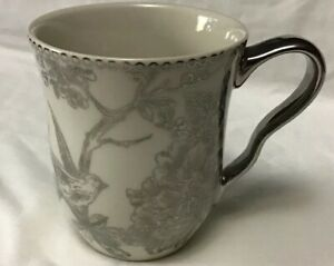 222-FIFTH-ADELAIDE-Silver-Coffee-Mug-Tea-Cup