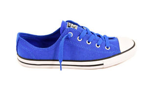 96a31a0e800 Converse Women CTAS Dainty OX 551659C Sneakers Laser Blue UK 6 RRP ...