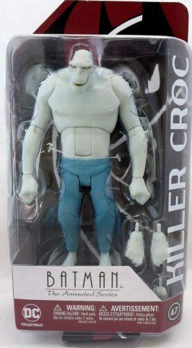 Killer Croc action figure DC The Animated Series Batman