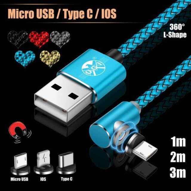 Aceyoon Micro Usb Coudé Cable 2m 1m 30cm Lot 3 Cables Micro Usb Vers Usb 90 D For Sale Online Ebay
