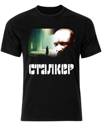 Stalker 1979 Film Russian Roadside Picnic  Mens Tshirt Tee Top AI75