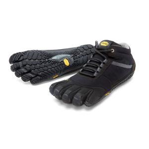 Noir randonnée en Ascent hommes Vibram plein pour air de Chaussure baskets Trek Cinq 7Rqngw1